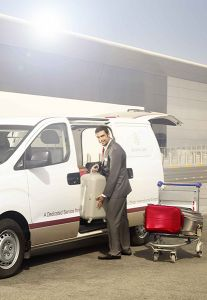 VIP Terminal - Ancillary Services - Transportation