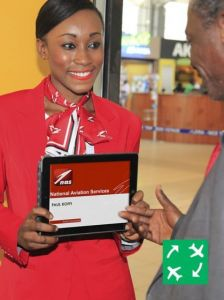 Meet and Assist - Connection via Kigali International Airport