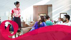 Gold Meet and Greet - Dubai - Departure
