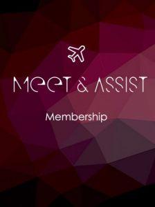 Meet & Assist Membership - AUH