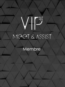 Meet & Assist Membership VIP- AUH