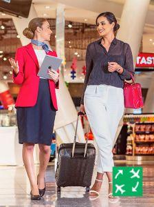 Meet and Assist - Transfer via Rabat–Salé Airport