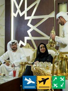 Add-on Meet and Assist Abu Dhabi Royal Majlis VIP Terminal