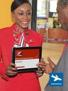 Meet and Assist - Arrival to Abidjan